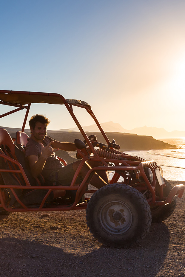 Things to do in Los Cabos dune buggy adventure