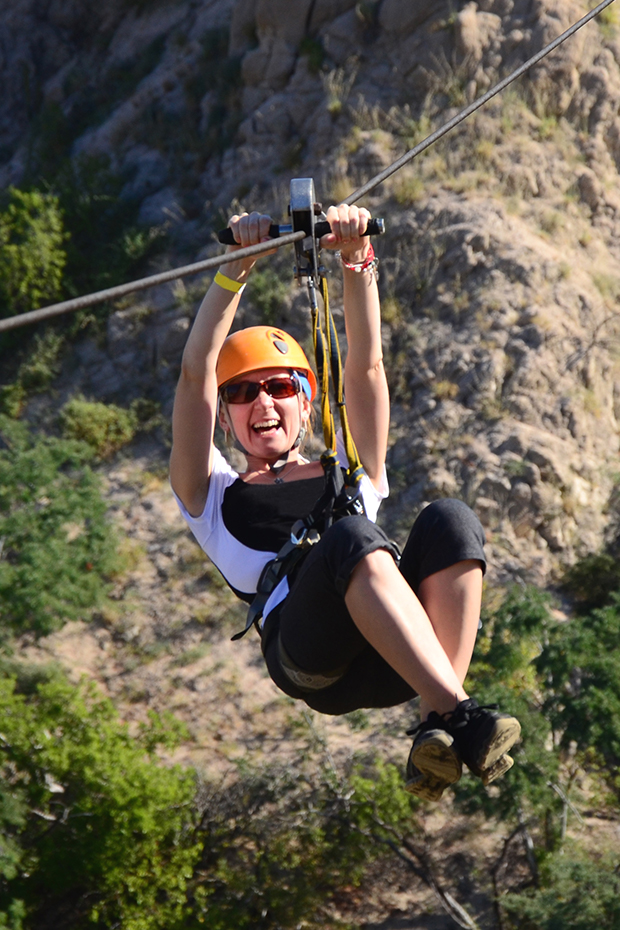 Los Cabos tours, zip-lining
