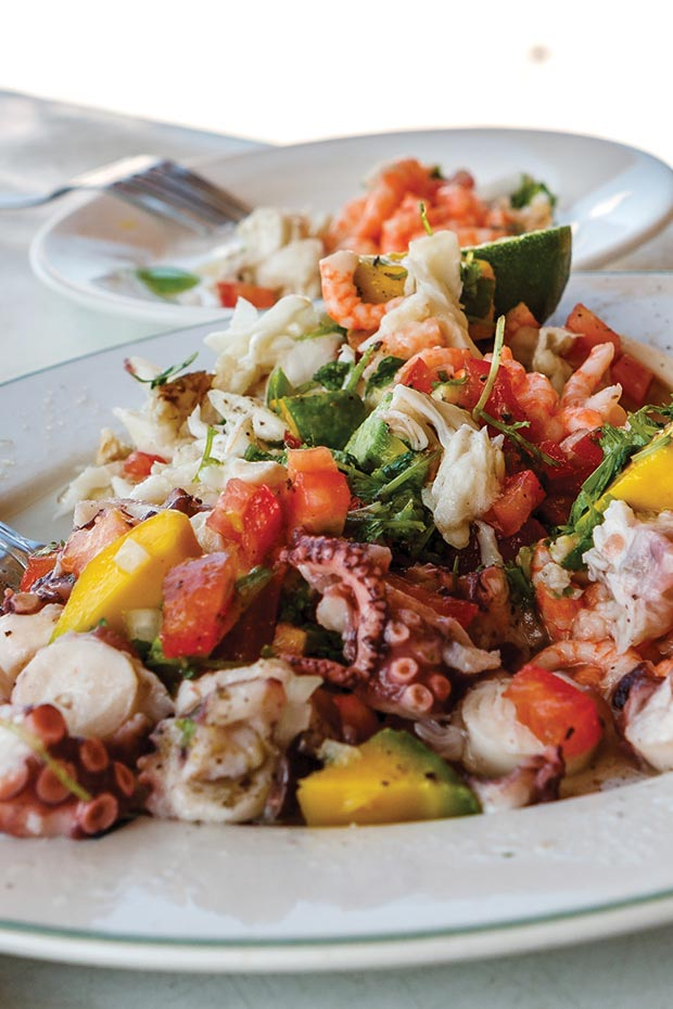 best restaurants in los cabos seafood