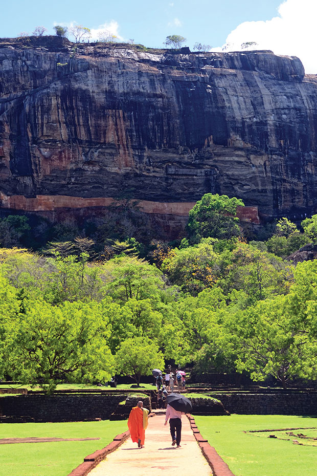 sri lanka attractions