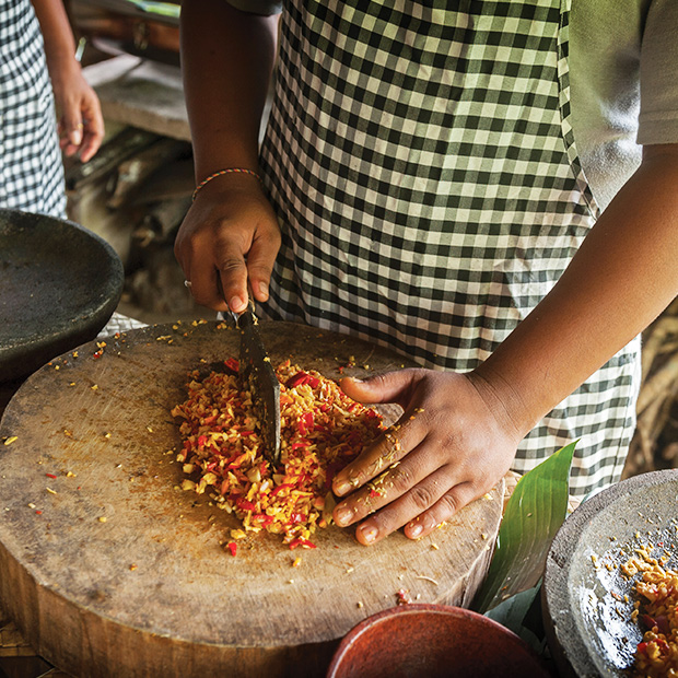 top-things-to-do-ubud-bali-cooking-class-chopping-spices