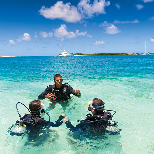 Better Beach Bahamas snorkelling and scuba diving