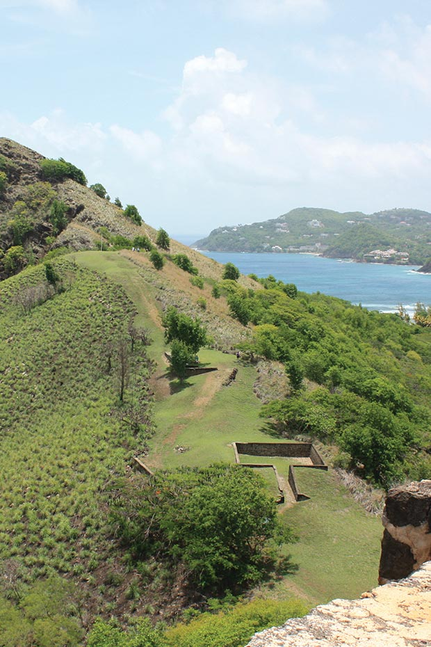 Pigeon Island St Lucia