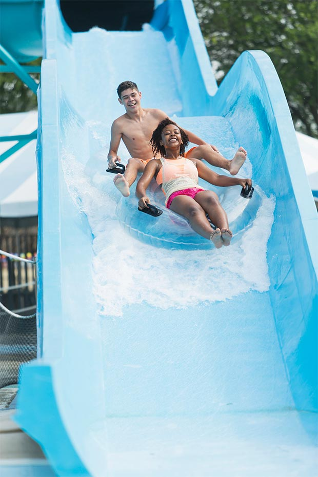 St Lucia waterpark