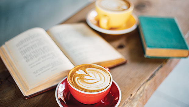 Coolest cafes World Book Day