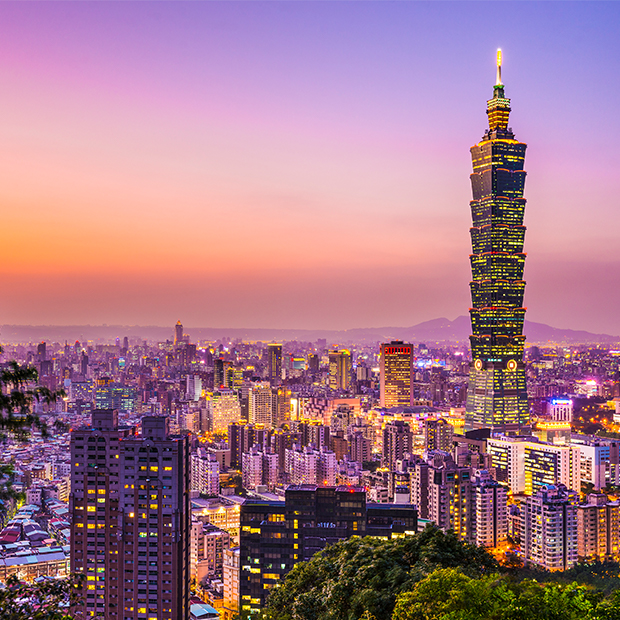 LGBTQ+ travel Taiwan Taipei City