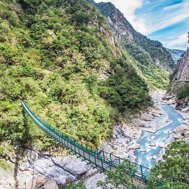 LGBTQ+ travel Taiwan Taroko National Park