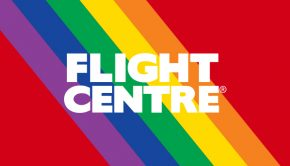 flight centre rainbow
