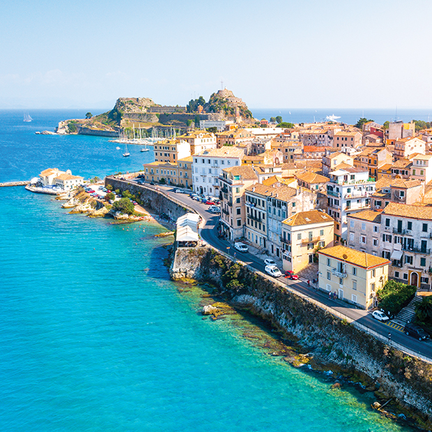 corfu island excursion