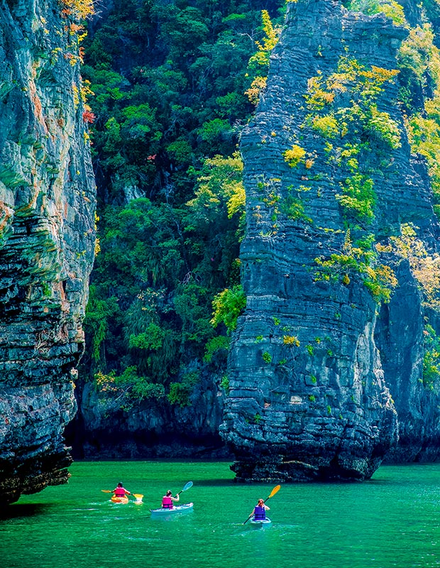 thailand vacations for couples