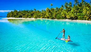 sydney auckland rarotonga with air new zealand
