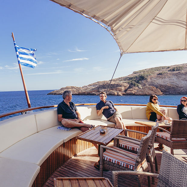 greece sailing tour