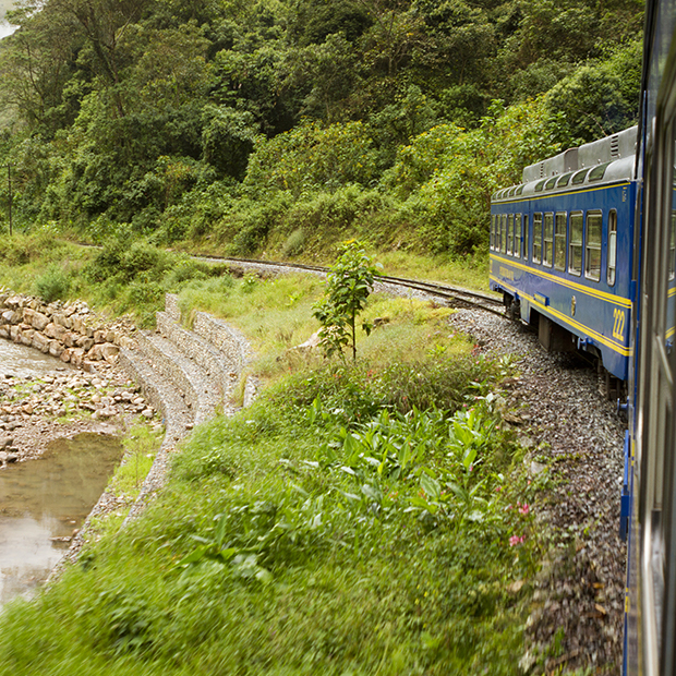 train to machu picchu
