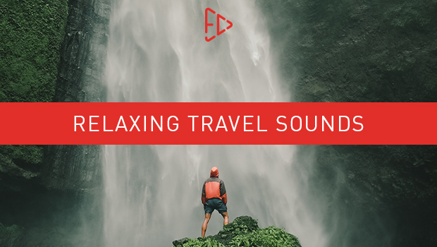 relaxing travel playlist