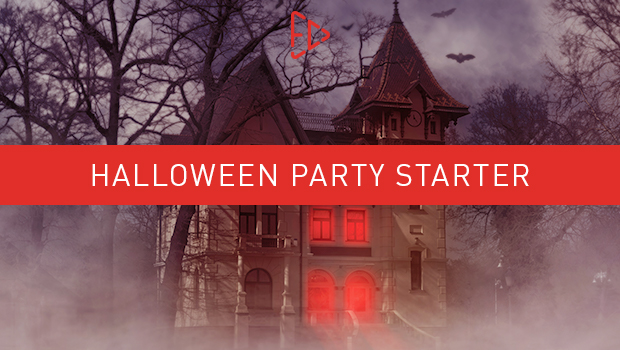 halloween party starter spotify playlist