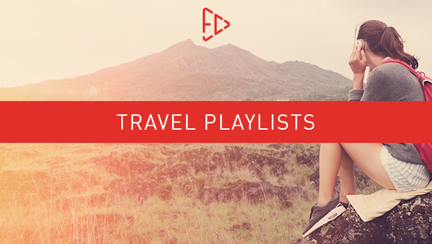playlists for travelling