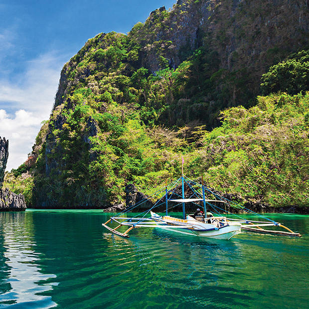 boat tour philippines