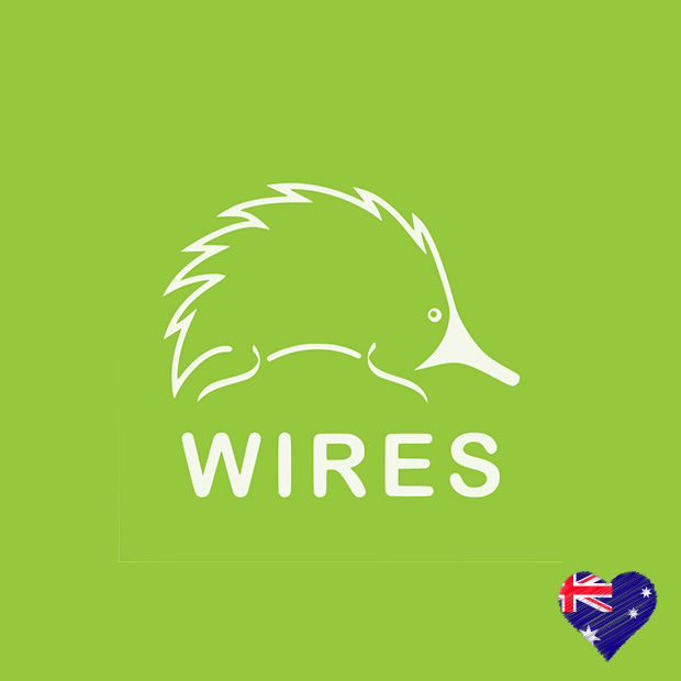 WIRES Wildlife Support logo