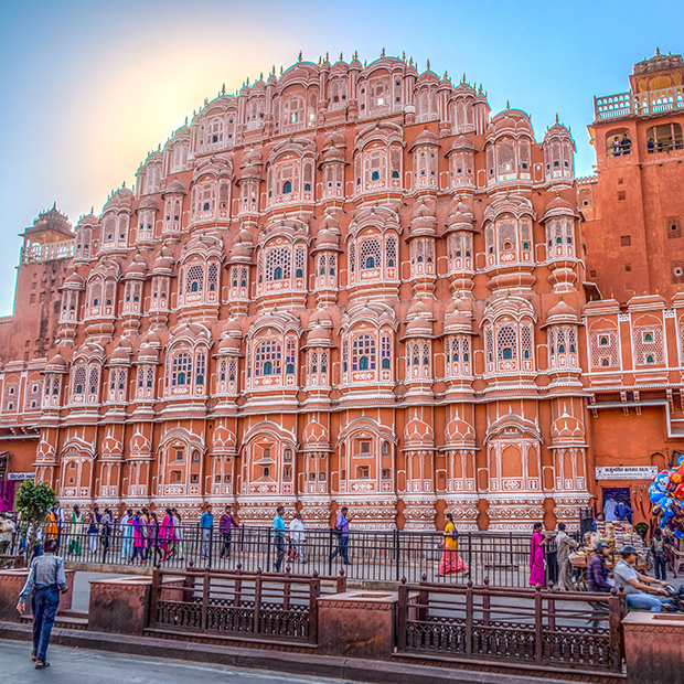 Touring the Pink City of Jaipur