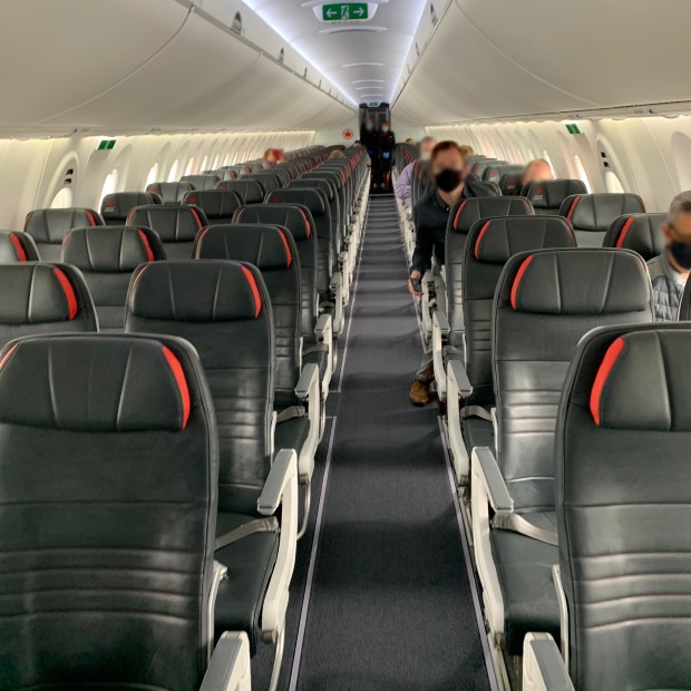 I Just Took an Air Canada Flight – Here's What it's Really Like | Flight  Centre Travel Blog