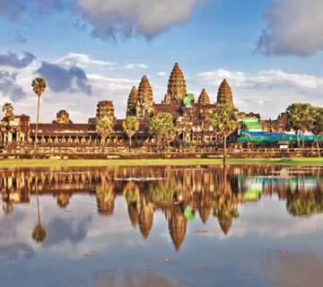 Cheap Cambodia Vacation Package